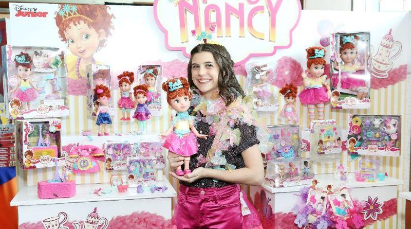 Mia Sinclair Jenness Fancy Nancy Sweet Suite 2018