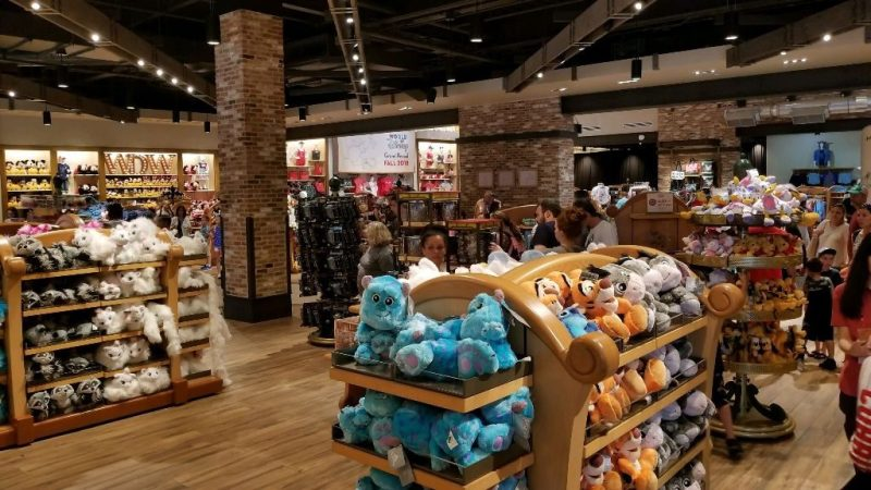 New World of Disney First look