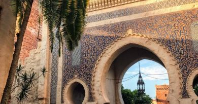 Twilight in Morocco - Wordless Wednesday