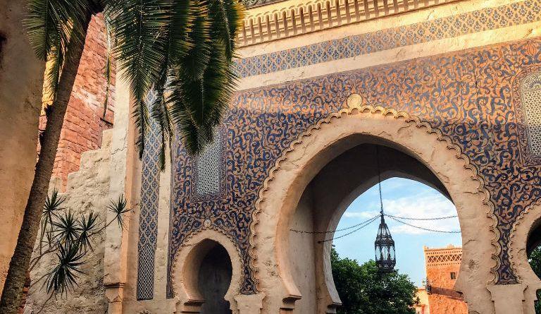 Twilight in Morocco - Wordless Wednesday