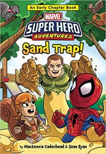 Marvel Super Hero Adventures Sand Trap