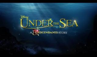 under the sea descendants story