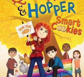 Quinny and Hopper Smart Cookies