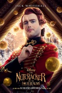 The Nutcracker and the Four Realms Harlequin