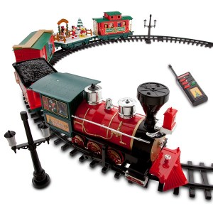 Disney Parks Holiday Train Set