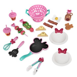 Minnie Mouse Brunch Cooking Set