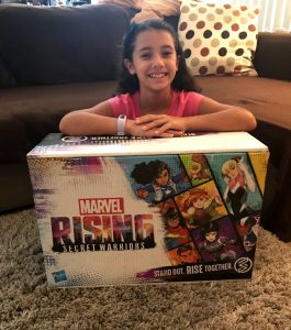 Marvel Rising secret warriors box