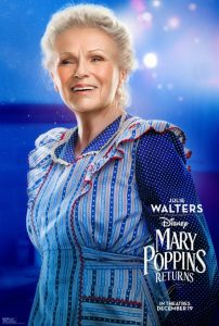 Mary Poppins Returns Julie Walters