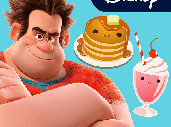 pancake milkshake ralph breaks the internet