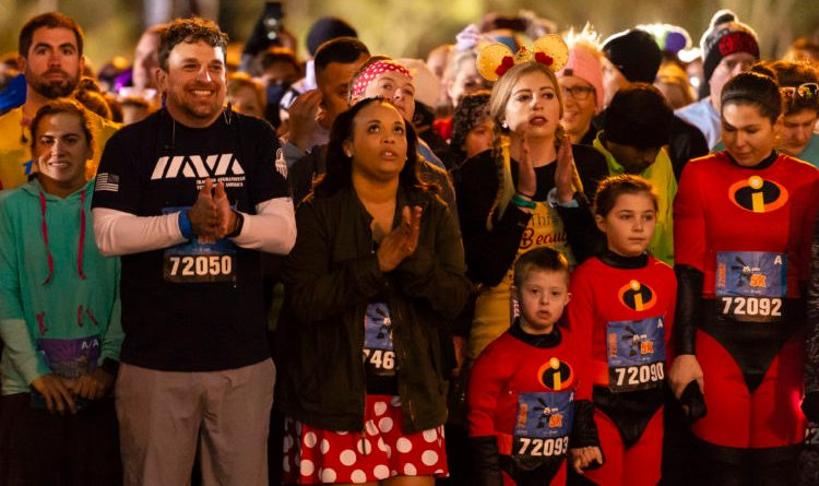 Army Veteran Eric Donoho Participates in Walt Disney World 5K as Triumph over Personal Tragedies