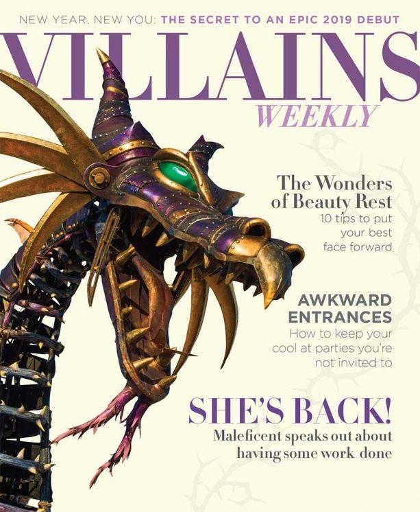 villians weekly disney parks blog