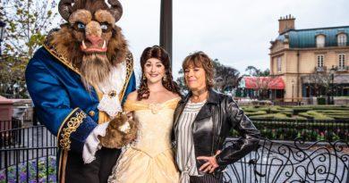 Paige O'Hara Visits Walt Disney World Resort