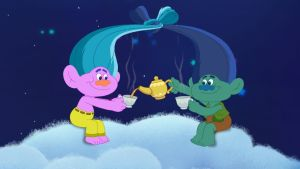 Dreamworks Season 6 Trolls Happy Blank Day