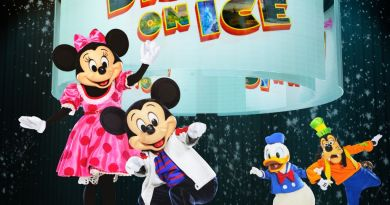 Disney On Ice presents Road Trip Adventures