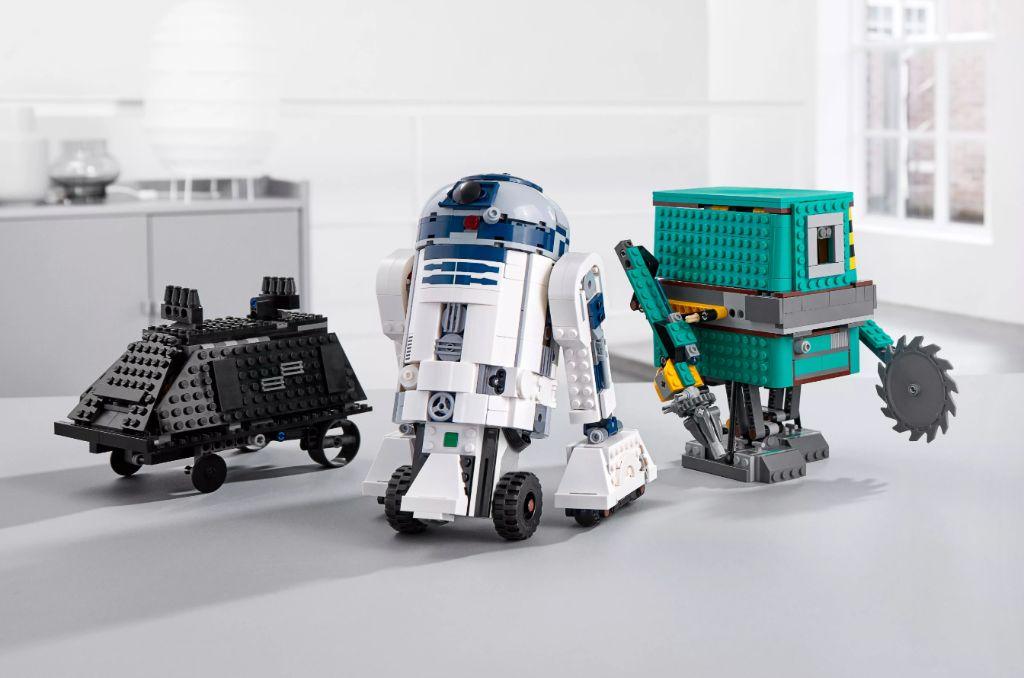 LEGO SW Boost