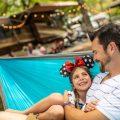 Father Daughter Ft Wilderness Walt Disney World