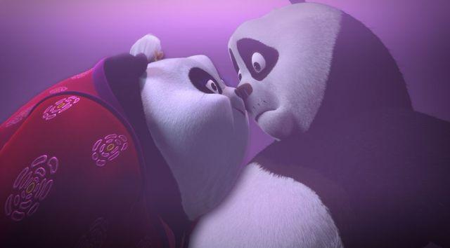 Kung Fu Panda Paws of Destiny