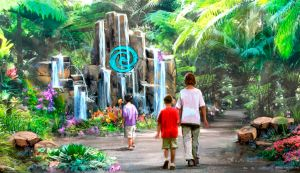 """Journey of Water, Inspired by """"Moana"""" at Epcot"""
