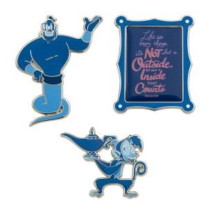 Disney Wisdom Pin Set – Genie