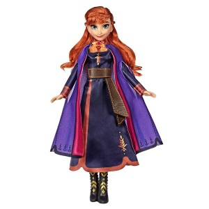Hasbro Singing Anna Doll