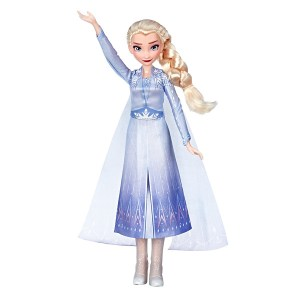 Hasbro Singing Elsa Doll