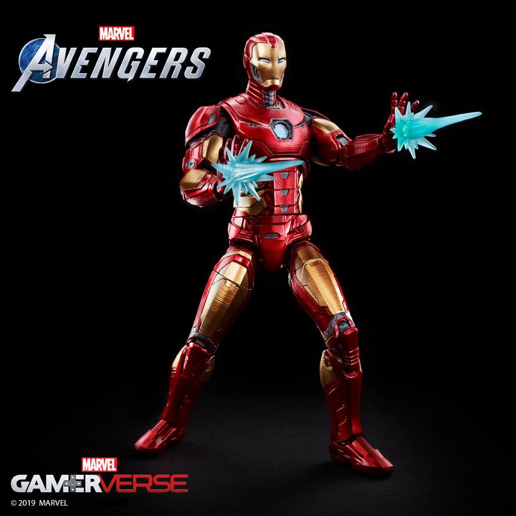 Iron Man Marvel's Avengers Hasbro Legends Reveal