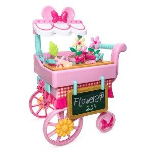 Minnie Flower Cart