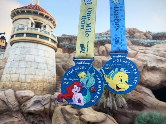 runDisney Races and Dashes