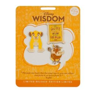 Disney Wisdom Pin Set – Simba
