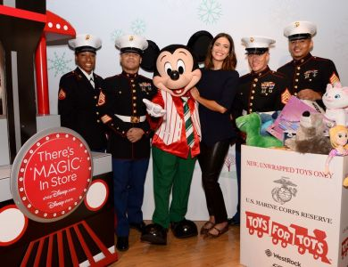mandy moore toys for tots disney