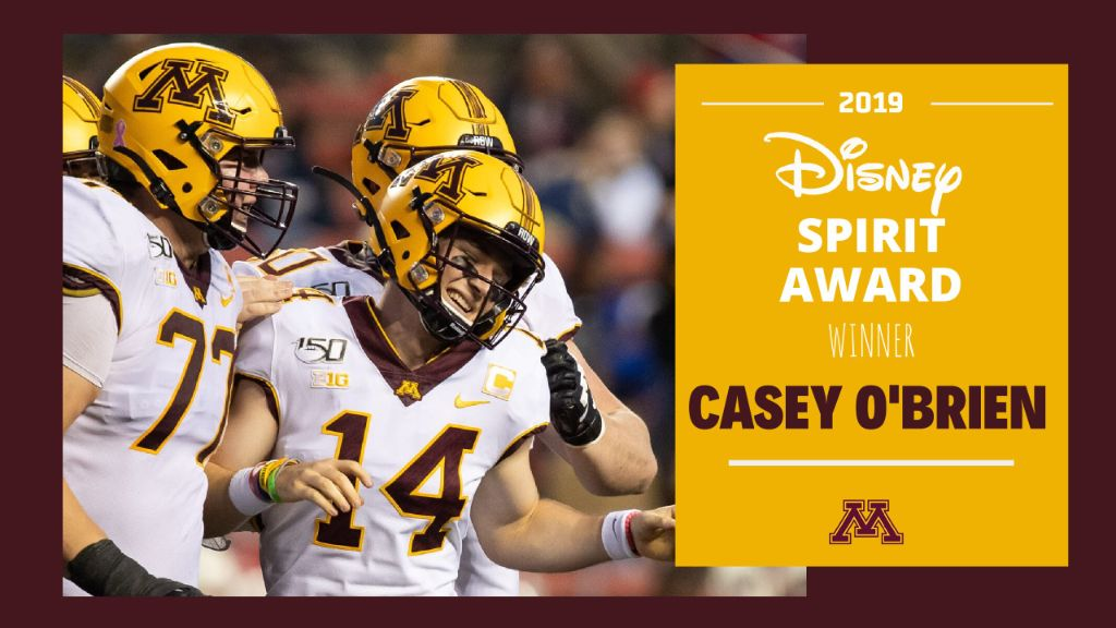 2019 Disney Spirit Award