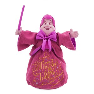 Disney Wisdom Plush Fairy Godmother