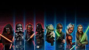 Star Wars Galaxy of Heroes ep 9