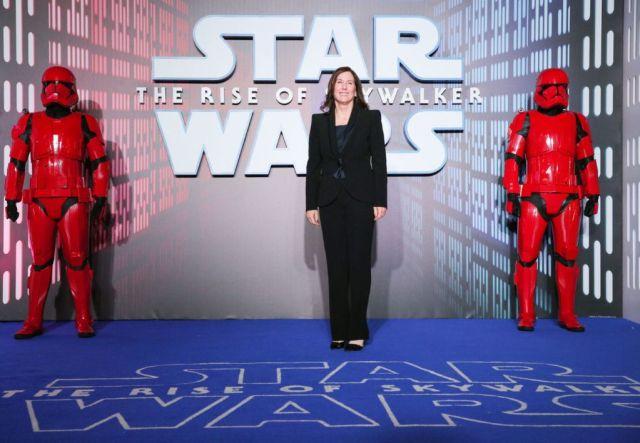 rise of skywalker kathleen kennedy