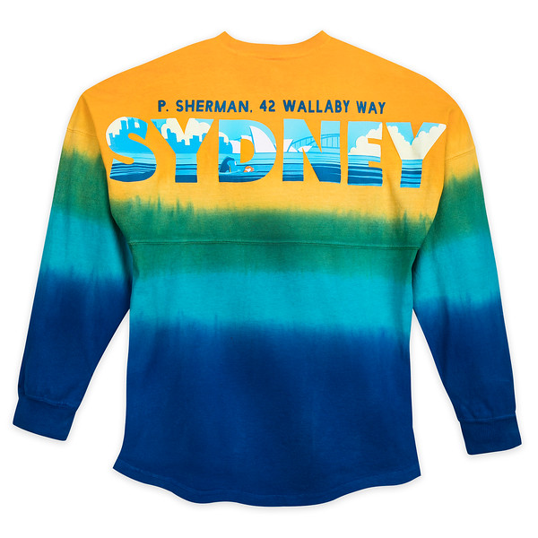 Finding Nemo Spirit Jersey for Women - Oh My Disney