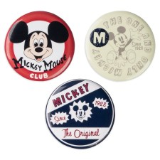 Mickey Mouse Button Set
