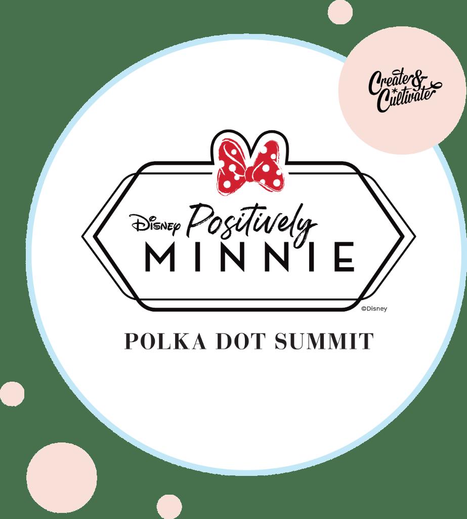 minnie mouse polka dot summit