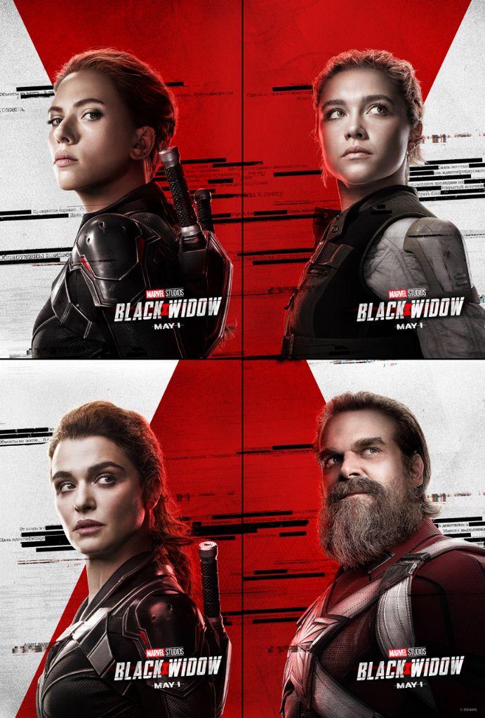 "Marvel Studios' ""Black Widow"" – Action Packed Spot"