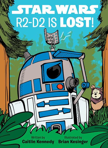 DISNEY LUCASFILM PRESS - Star Wars R2-D2 is LOST!