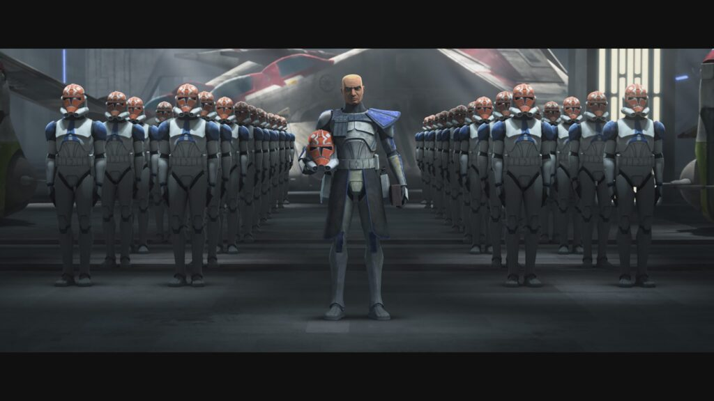 Star Wars clone wars disney+