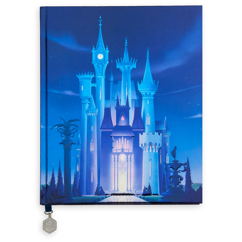 Cinderella Castle Journal - Disney Castle Collection