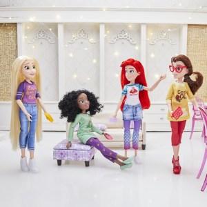 Comfy Princess Dolls