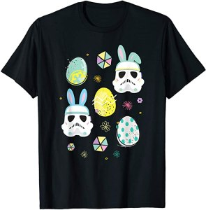 Star Wars Stormtrooper Easter Bunny T-Shirt