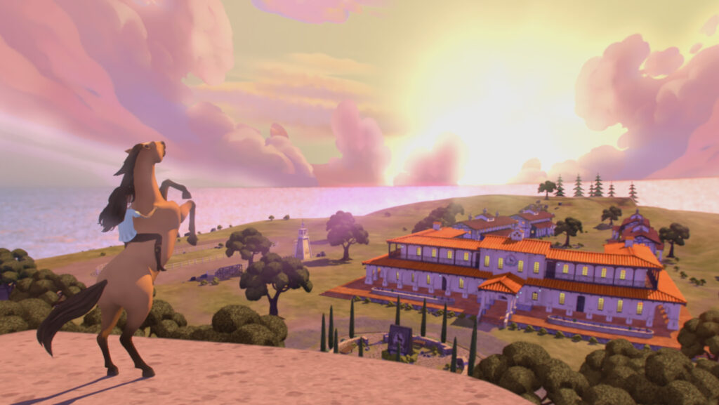 DreamWorks Spirit Riding Free: Riding Academy Part One