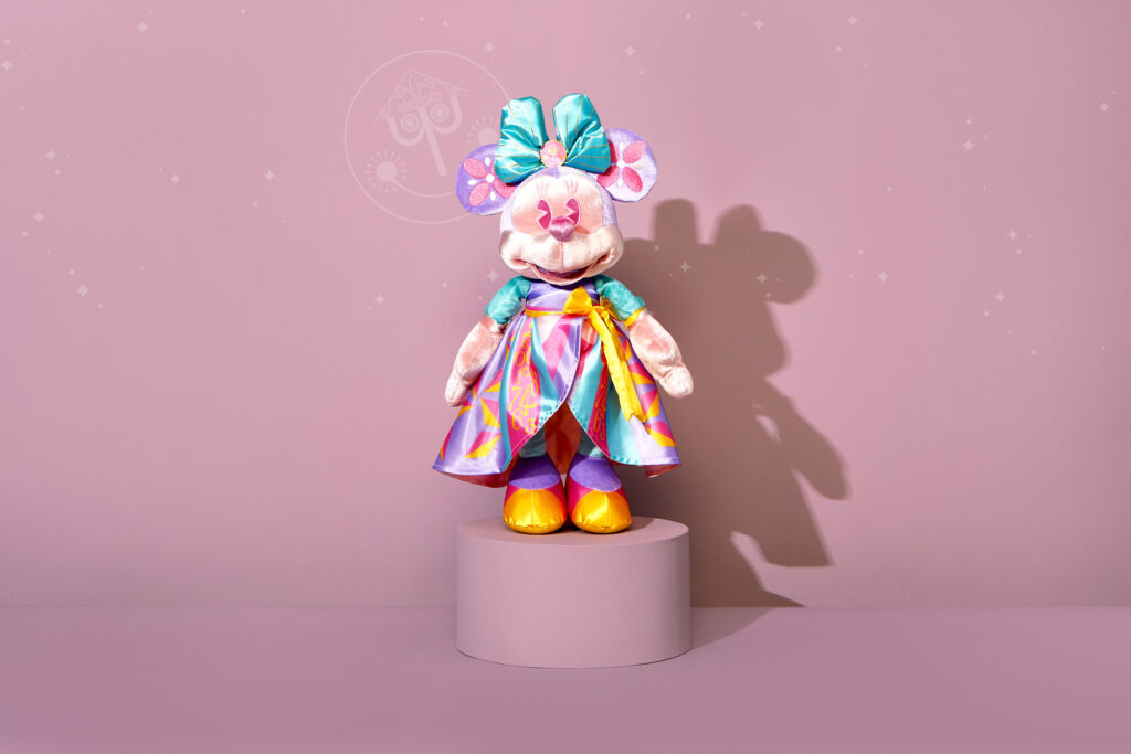 Minnie Mouse- The Main Attraction Disney It's A Small World Collection
