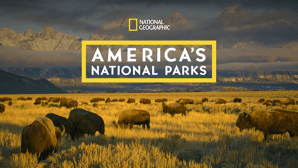 National Geographic America's national parks disney+