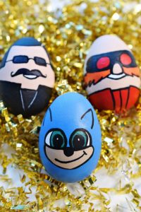Sonic the Hedgehog Easter eggs As the Bunny Hops