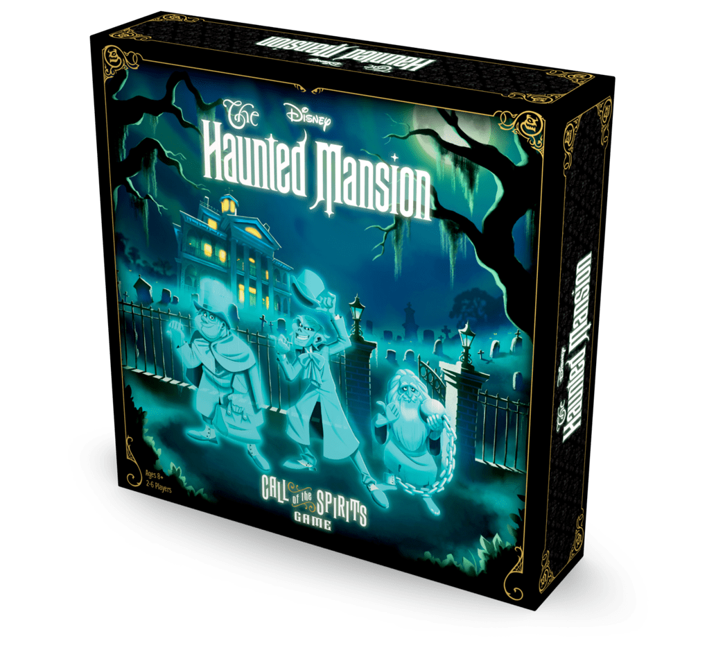 Disney The Haunted Mansion Game