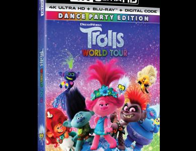 trolls world tour bluray