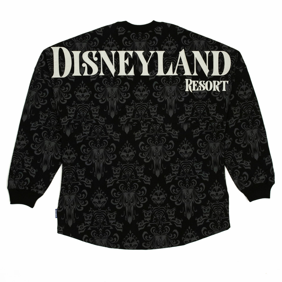 Haunted Mansion-Inspired Adult Spirit Jersey disneyland